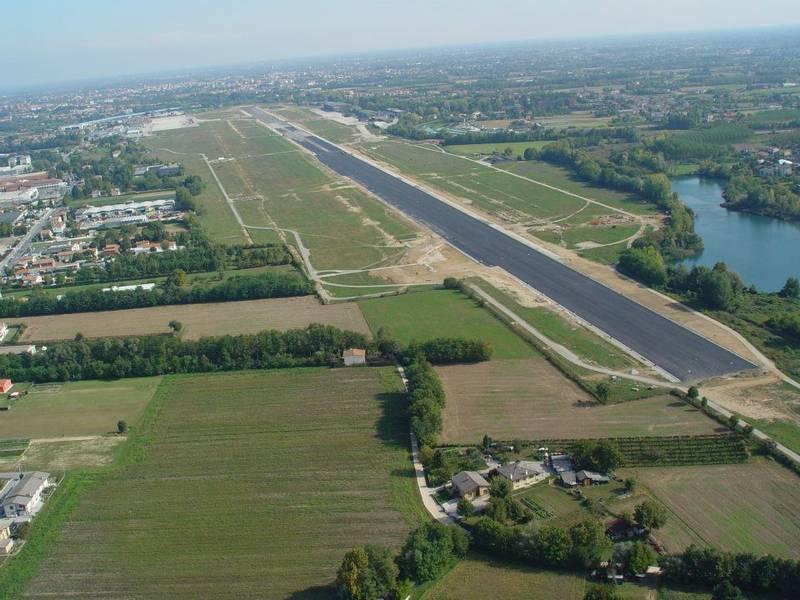 Aeroporto Treviso : Aerohabitat treviso